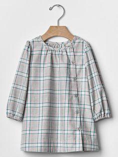 Плед кнопку фронта платье | разрыв