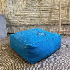 blue cactus silk cotton cushion Modern Bohemian, Bohemian Decor, Boho Trends, Bohemian Interior Design, Moroccan Decor, Beautiful Textures, Floor Cushions, Dog Bed, Cactus