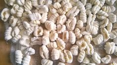 Gnocchi fatti in casa #cavatelli #homemade #food #patate #instafood #eat #delicious #lortodeigini