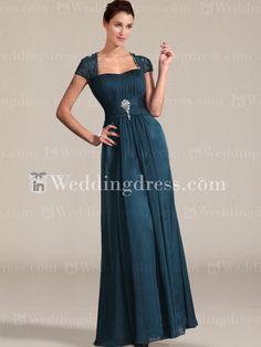 Best Mother of the Bride Dresses_Teal   #detalles de #boda #regalos#original