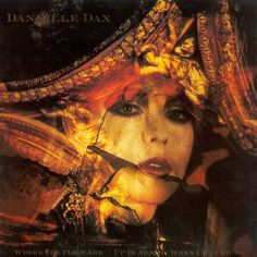 """Holly Warburton 1986 Danielle Dax - Where The Flies Are (12"""") [Awesome AOR-6T] #albumcover"""