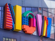 CRAIG & KARL : BREAD & BUTTER  This beautiful installation of work by Craig & Karl was created for the 2016 Berlin-based fashion trade show, Bread & Butter.  To visually tell the story of NOW, B&B collaborated with designers Craig & Karl, whose bold work of pop, design, fashion and art was a perfect fit for such a bright, fun event - Levine/Leavitt   #llreps #craig&karl #bread&butter #installation