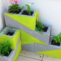 Looking for a great way to customize your indoor or outdoor space with plants? Here are 10 DIY planters to tickle your fancy!