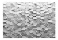 Fototapete White Mystery - originelle Wanddekoration bei bimago. Entdecken Sie günstige Fototapeten 3D Effekt: trendige Motive für Ihr Zuhause.