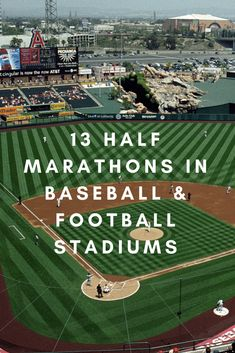 From San Francisco's AT&T Park to Milwaukee's Miller Park and Tennesee's Neyland Stadium, amazing runs inside some of the USA's most renowned athletic stadiums. Half Marathon Training Plan, Marathon Running, Healthy Fit, Healthy Living, Running Motivation, Fitness Motivation, Stadium Workout, Neyland Stadium, Berlin Marathon