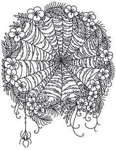 Web of life urban threads: unique and awesome embroidery designs. French Knot Embroidery, Embroidery Thread, Embroidery Patterns, French Knot Stitch, French Knots, French Cuff, Colouring Pages, Adult Coloring Pages, Coloring Sheets