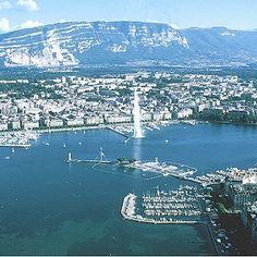 Geneve was so beautiful.