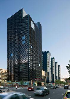 Rafael Moneo complejo aragonia . zaragoza #architecture