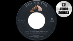 1954 HITS ARCHIVE: Anema E Core (With All My Heart And Soul) - Eddie Fisher