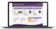 Curves Complete Website