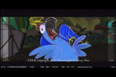 """A progress reel from a shot I animated on the movie """"Rio"""" to show my process for educational purposes. See the full story about my work flow at http://petepaquette.com/2011/08/16/my-work-flow/"""
