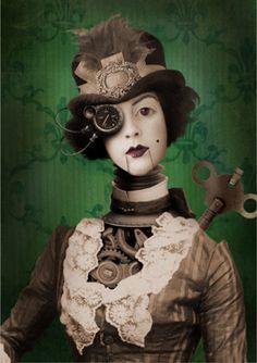 Victorian automaton