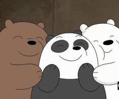 gambar bears, cartoon, and cartoon network cartoon network we bare bears Cute Panda Wallpaper, Bear Wallpaper, Cute Wallpaper Backgrounds, Ice Bear We Bare Bears, We Bear, Cartoon Profile Pictures, Cartoon Pics, Cute Cartoon Wallpapers, Panda Wallpapers