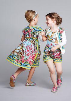 Dolce & Gabbana girlswear spring summer 2014: Junior's Top Picks - Page 23 - Catwalk & designers - Junior