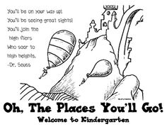 This is a postcard to welcome your new kindergarteners to school!#Repin By:Pinterest++ for iPad#
