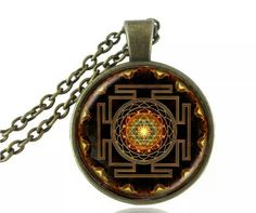 "The Sacred Power of The Sri Yantra is very mysterious. Wearing this powerful symbol, which represents the creation of the Universe, can enhance abundance and joy.   According to the University of Moscow and Indian Science Journal - it can get you into alpha brain wave states which is linked to ""specific states of consciousness, your thoughts, and your mood"". ⬇️ ⬇️   Grab Yours HERE ==> http://doclk.com/yantra  Tag someone who would LOVE this!"
