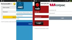 Android Apps of Four major Australian Banks, Hijacked by a Malware!