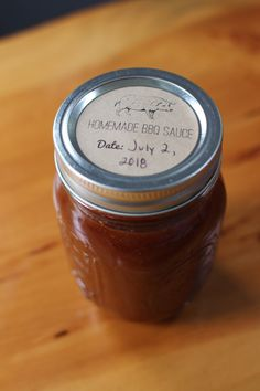 How to Make Your Own BBQ Sauce | The Art of Manliness