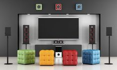 Top 70 Best Home Theater Seating Ideas - Movie Room Designs Best Home Theater, Home Theater Rooms, Home Theater Design, Home Theater Seating, Cinema Room, Basement Bar Designs, Home Bar Designs, Basement Ideas, Electronics Projects