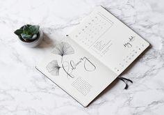 Das Bullet Journal System hilft mir, meinen ganzen Alltag im Griff zu behalten - ich zeige dir im Bullet Journal Guide, wie du das auch tun kannst!