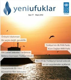 Yeni Ufuklar Mayıs 2012 Sayı: 77