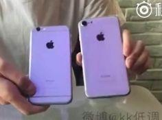 Sonora e Dos Palos sono i nomi in codice di iPhone 7, niente iPhone 7 Pro
