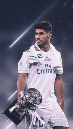 Marco Asensio Real Madrid Wallpaper Locscreen HD by adi-149 on DeviantArt