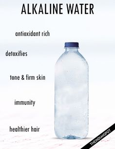 HOW TO MAKE ALKALINE WATER AND BENEFITS
