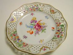 Schumann Bavaria Vintage Dresden Line Lunch by 2MoonswithCharm