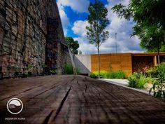 #landcape #architecture #garden #resting #place #bench #wood-house