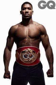 Daren Desmond: The Little Tank Black Men Beards, Handsome Black Men, Floyd Mayweather, Antony Joshua, Boxing Anthony Joshua, Chest Workout For Men, Hot Black Guys, Black Man, Clash On