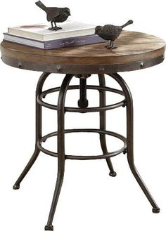 Set A Blooming Begonia On This End Table For A Lovely Living Room Accent, Or
