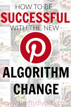 Learn how to still be successful with the new Pinterest algorithm change, get more repins, and engaged, quality followers! With the recent Pinterest algorithm change, pins are not getting repinned like they once were. This is especially true for group boards. But, if you heed my tips, your success rate will be much greater! Learn how to still generate how repins and quality Pinterest followers.