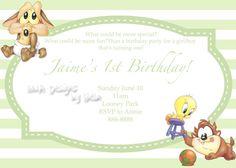 Baby looney tunes wallpaper border - photo#52