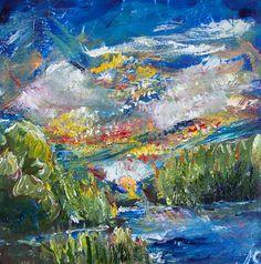 November 24th 2011 Landscape 2  Fine Art Print 8 by AbigailMarkov, $15.00