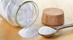 bicarbonato de sódio alivia a dor de garganta
