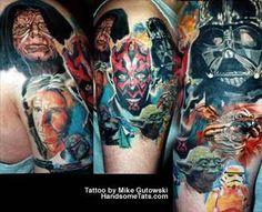 star wars tattoos - Google Search