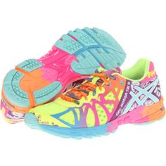 Asics Noosa Tri 9 Running Shoe BEST FOR Being the summer running sneaker built for racing, and specifically, for triatheletes. Wet Grip outsole is ingenious when you need extra traction on wet surfaces. Running Sneakers, Running Shoes, Asics Gel Noosa, Yellow Turquoise, Asics Shoes, Women's Shoes, Nike Shoes, Shoes Sneakers, Workout Shoes
