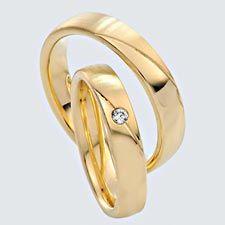 Verighete din aur galben cu briliante. Aur, Twin, Gold Rings, Rose Gold, Jewelry, Jewlery, Jewerly, Schmuck, Jewels