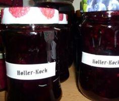 Rezept Oma`s Hollerkoch von Heimchen - Rezept der Kategorie Desserts
