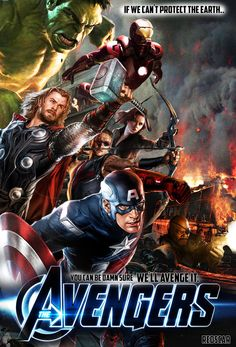 The Avengers - unofficial by RedScar07 on deviantART