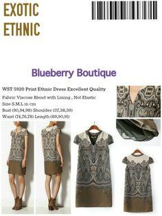 Exotic Ethnic..