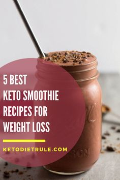 Weight Loss Drink With Lemon #NaturalBodyCleanse Keto Smoothie Recipes, Weight Loss Smoothie Recipes, Low Carb Smoothies, Apple Smoothies, Strawberry Smoothie, Keto Recipes, Fast Recipes, Health Recipes, Green Detox Smoothie