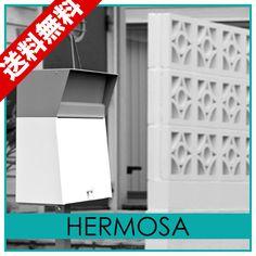 <br>[送料無料]【Hermosa(ハモサ)】MELROSE POST (メルローズポスト)[MR-001]<br>[郵便ポスト 郵便受け ポスト]