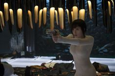 """Ghost in the Shell"" has problems that aren't just about Scarlett Johansson's casting as a character who was originally an Asian woman."