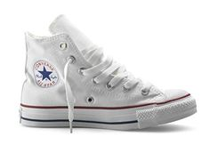 Converse Unisex Chuck Taylor All Star High Top Sneakers Optical White - http://darrenblogs.com/2015/12/converse-unisex-chuck-taylor-all-star-high-top-sneakers-optical-white/