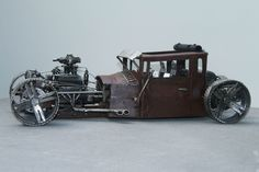 JSZ Metal Art | Hot Rod