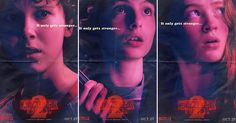Stranger Things season 2 posters reveal new characters new fears http://ift.tt/2vqBGMp