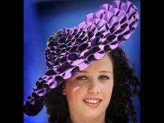 "Royal Ascot-beautiful hats- music Fancy ''Pretty Woman"" - YouTube"