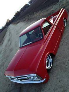 CHEVY TRUCK, LATE MODEL